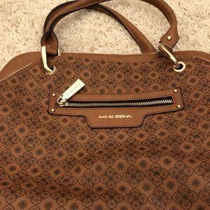 Big Buddha Brown Handbag